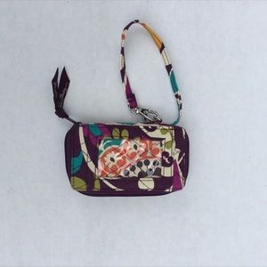 Vera Bradley ID Wallet Wristlet